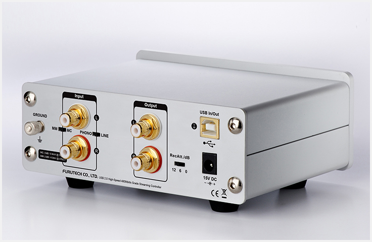 ADL GT40a | USBDAC | Products | ADL